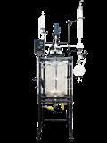 上海双层玻璃反应釜厂家技术型