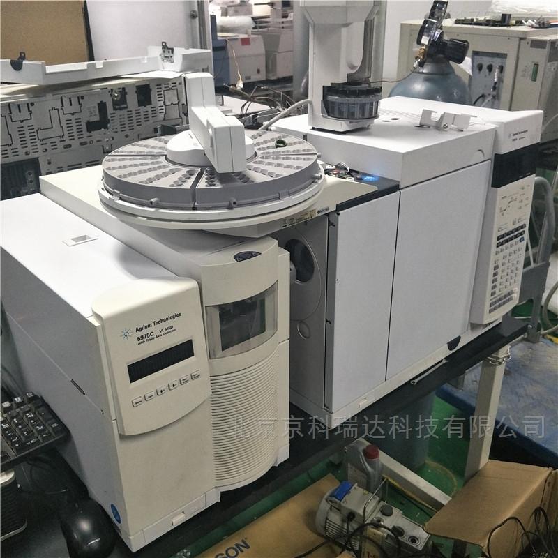 二手安捷伦气质联用仪 GC-MS 7890A-5975C